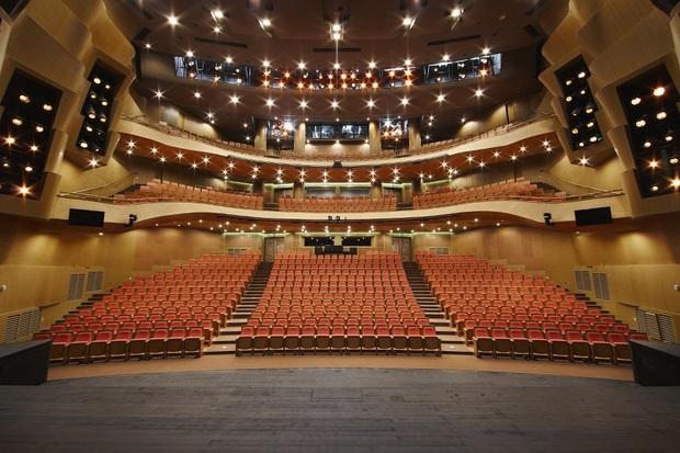 Dịch Covid-19 gia tăng đáng ngại, hàng loạt nhà hát tại Hàn tê liệt đìu hiu không một bóng dáng khán giả - Ảnh 2.