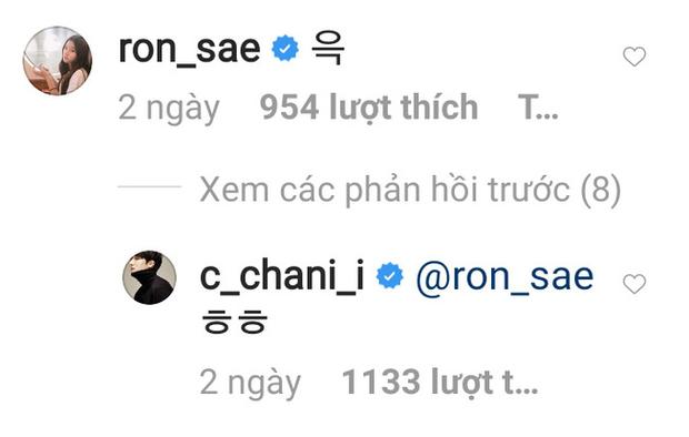 Sao nhí một thời Kim Sae Ron gây bão với bình luận ngắn mà phũ ở ảnh nam idol Chani (SF9), Knet rần rần phát hiện quan hệ của 2 người - Ảnh 2.
