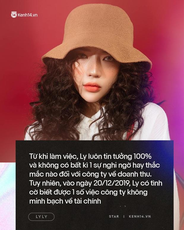 Tóm tắt scandal Châu Đăng Khoa - Orange - Lyly: Vì tiền mà tan! - Ảnh 7.