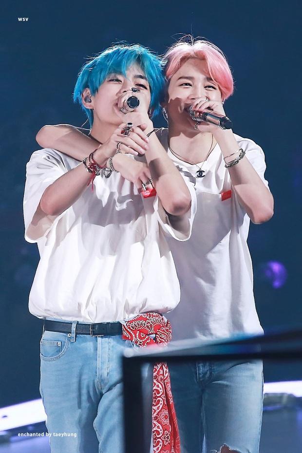 Cặp bạn thân nhà BTS nhắc đến lần cãi vã chỉ vì món há cảo trong lời bài hát, fan hoang mang không biết lý do thực sự là gì - Ảnh 6.