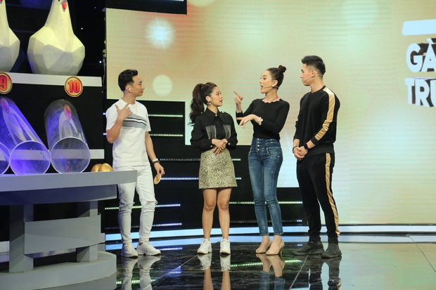 MC Thành Trung thừa nhận bị lú lẫn vì sắc đẹp của Lâm Khánh Chi - Ảnh 4.
