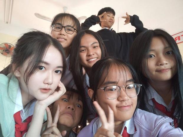 Nữ sinh Sài Gòn 15 tuổi khoe ảnh dậy thì thành công bị dân tình nghi ngờ lạm dụng photoshop quá đà lên tiếng thanh minh - Ảnh 5.