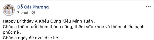 Mới sáng ra Cát Phượng đã có động thái mừng sinh nhật Kiều Minh Tuấn, tình cảm hơn 10 năm sau mọi sóng gió ra sao? - Ảnh 2.