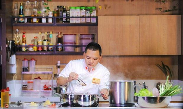 """Trò chuyện với vị đầu bếp chê trách gay gắt nhà hàng của Christine Hà: """"Khi thấy cách phản hồi của họ thì tôi nghĩ cái nhà hàng này nên dẹp đi!"""" - Ảnh 14."""
