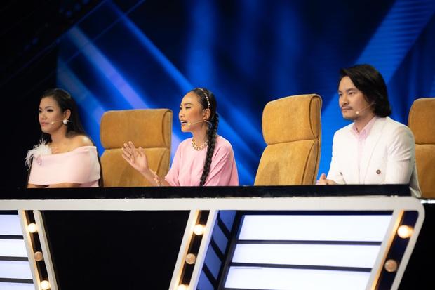Cặp đôi vàng nhí: Văn Minh - Ngọc Giàu giành chiến thắng, cặp đôi triệu view trượt ngôi Quán quân - Ảnh 1.