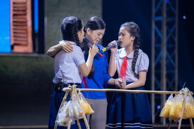 Cặp đôi vàng nhí: Văn Minh - Ngọc Giàu giành chiến thắng, cặp đôi triệu view trượt ngôi Quán quân - Ảnh 5.