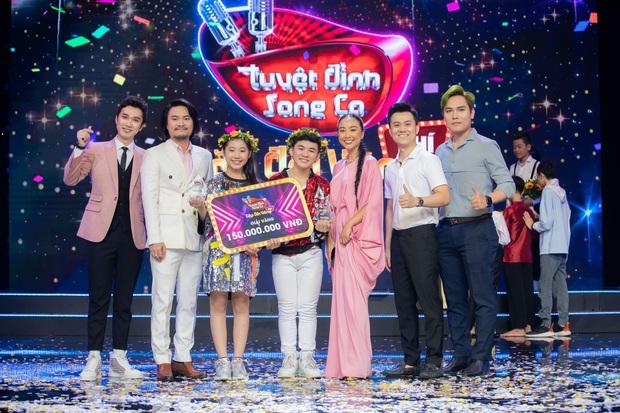 Cặp đôi vàng nhí: Văn Minh - Ngọc Giàu giành chiến thắng, cặp đôi triệu view trượt ngôi Quán quân - Ảnh 9.