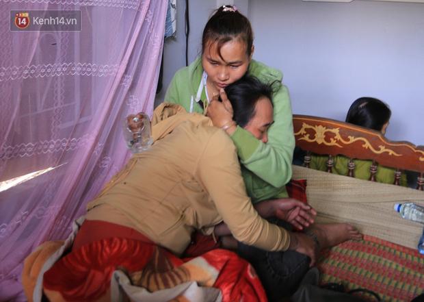 Tang thương ngôi làng nơi xảy ra vụ lật thuyền khiến 6 người chết: Có nỗi đau nào tột cùng hơn một lúc mất cả vợ lẫn 2 con thơ - Ảnh 5.