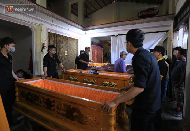 Tang thương ngôi làng nơi xảy ra vụ lật thuyền khiến 6 người chết: Có nỗi đau nào tột cùng hơn một lúc mất cả vợ lẫn 2 con thơ - Ảnh 3.