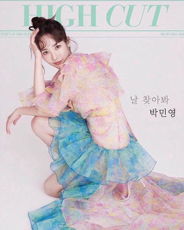"""Cùng một chiếc váy nhưng đến 3 kiểu """"biến hình"""": Stylist YG trổ tài giúp Rosé thắng thế trước Nancy, Park Min Young - Ảnh 7."""