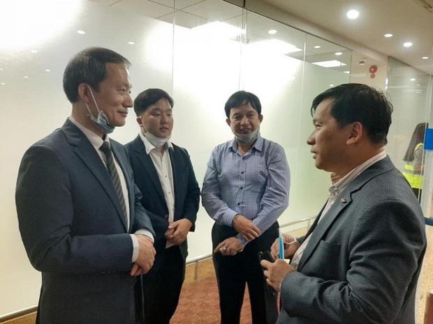 Tổng lãnh sự Hàn Quốc cám ơn Việt Nam và Vietjet đưa công dân về nước - Ảnh 1.