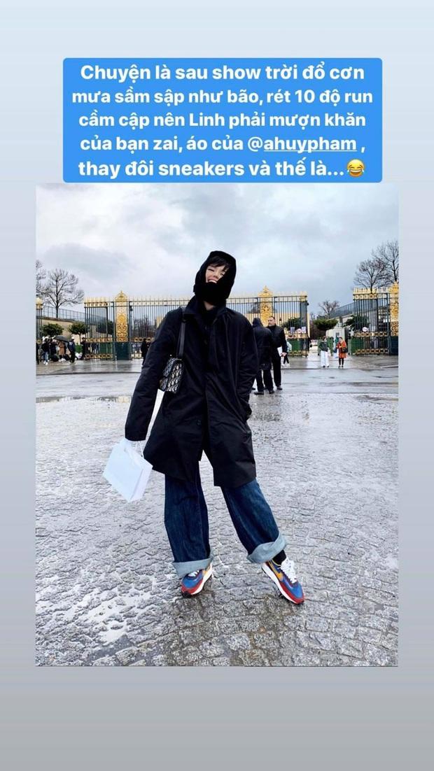 Lúc đi hết mình lúc về hết hồn, Khánh Linh đang cho chúng ta thấy làm fashionista cũng khổ lắm chứ chẳng vừa! - Ảnh 3.