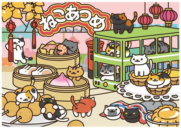 Hoá ra trước khi Adorable Home nổi đình nổi đám, còn có một tựa game chăm boss Neko Atsume: Kitty Collector cũng cực kỳ hay ho! - Ảnh 1.