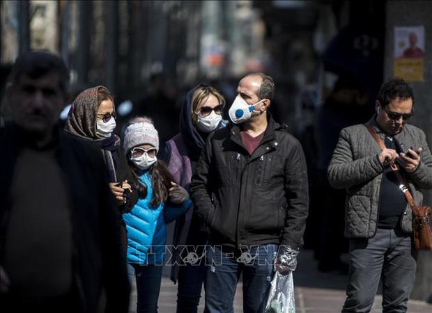 Nguy cơ toàn cầu từ ba ổ dịch Hàn Quốc, Italy và Iran - Ảnh 2.