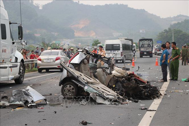 2 tháng đầu năm xảy ra 2.368 vụ tai nạn giao thông, làm chết 1.125 người - Ảnh 1.