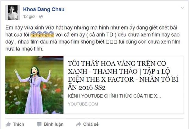 Sự nghiệp quá nhiều drama của Châu Đăng Khoa: bị nhạc sĩ Hàn gay gắt đòi xử lý vì đạo nhạc, bị tố đạo thơ, phát ngôn gây tranh cãi về Jack và Trúc Nhân - Ảnh 16.