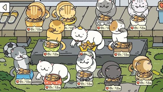 Hoá ra trước khi Adorable Home nổi đình nổi đám, còn có một tựa game chăm boss Neko Atsume: Kitty Collector cũng cực kỳ hay ho! - Ảnh 9.