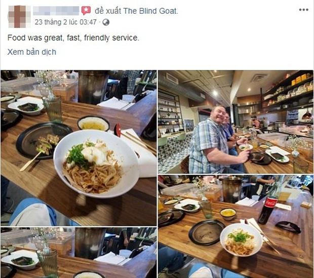 """Cũng từ 4 món Chef Quốc đã ăn ở nhà hàng của Christine Hà mà chê dở, """"nhớp nháp"""", hãy xem những thực khách khác trên khắp thế giới nhận xét ra sao? - Ảnh 15."""