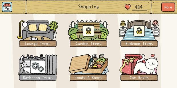 Hoá ra trước khi Adorable Home nổi đình nổi đám, còn có một tựa game chăm boss Neko Atsume: Kitty Collector cũng cực kỳ hay ho! - Ảnh 5.