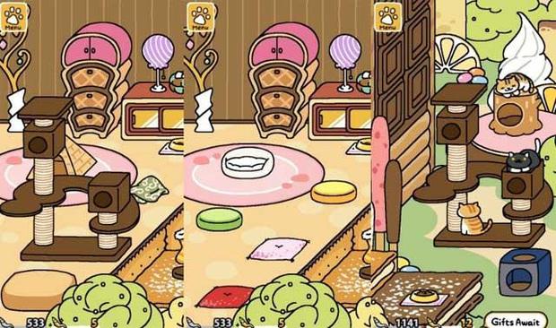 Hoá ra trước khi Adorable Home nổi đình nổi đám, còn có một tựa game chăm boss Neko Atsume: Kitty Collector cũng cực kỳ hay ho! - Ảnh 6.