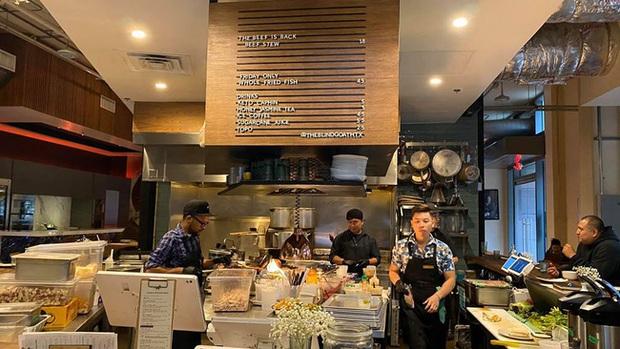 """Trò chuyện với vị đầu bếp chê trách gay gắt nhà hàng của Christine Hà: """"Khi thấy cách phản hồi của họ thì tôi nghĩ cái nhà hàng này nên dẹp đi!"""" - Ảnh 3."""