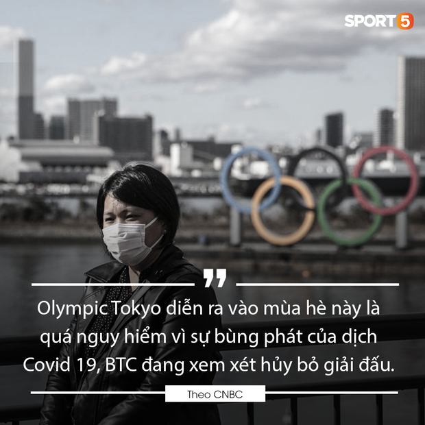 Nhật Bản khó kiểm soát Covid-19, Thế vận hội Olympic đối diện nguy cơ chưa từng có trong lịch sử: Hủy bỏ vì dịch bệnh