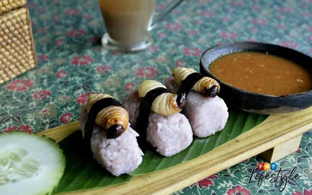 Rùng mình trước loại sushi ngoe nguẩy mà không phải thực khách nào cũng đủ can đảm ăn thử một lần - Ảnh 3.