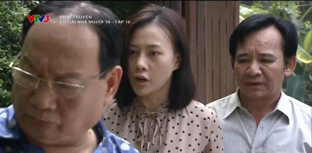 Phẫn nộ cảnh gái quê Phương Oanh bị cưỡng hiếp nhưng bố ruột lại bao che thủ phạm ở Cô Gái Nhà Người Ta tập 16 - Ảnh 8.