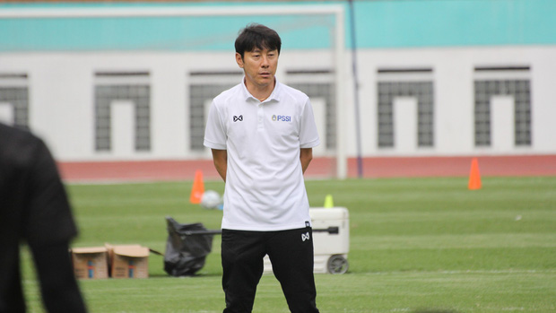 Đồng hương thầy Park có dấu hiệu khó trụ được ở tuyển Indonesia vì giáo án thể lực siêu vất vả - Ảnh 1.