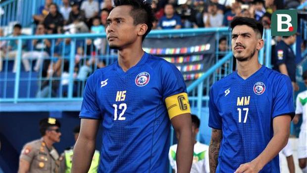 Đồng hương thầy Park có dấu hiệu khó trụ được ở tuyển Indonesia vì giáo án thể lực siêu vất vả - Ảnh 2.