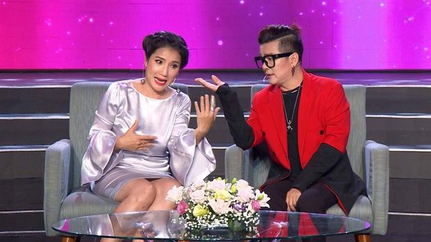 Lê Hoàng phê phán chồng cũ Cát Tường trên sóng truyền hình - Ảnh 3.