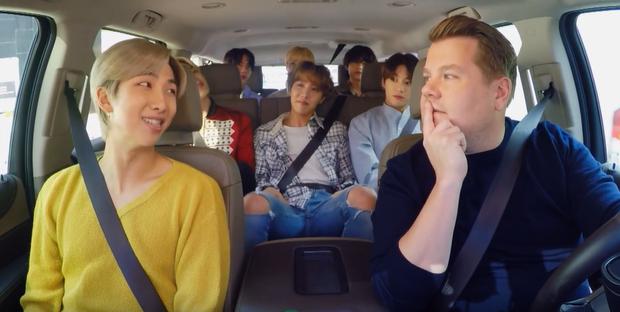 RM (BTS) chia sẻ bí quyết học tiếng Anh, anh cả Jin khiến fan phì cười vì tiết lộ không thể đáng yêu hơn! - Ảnh 1.
