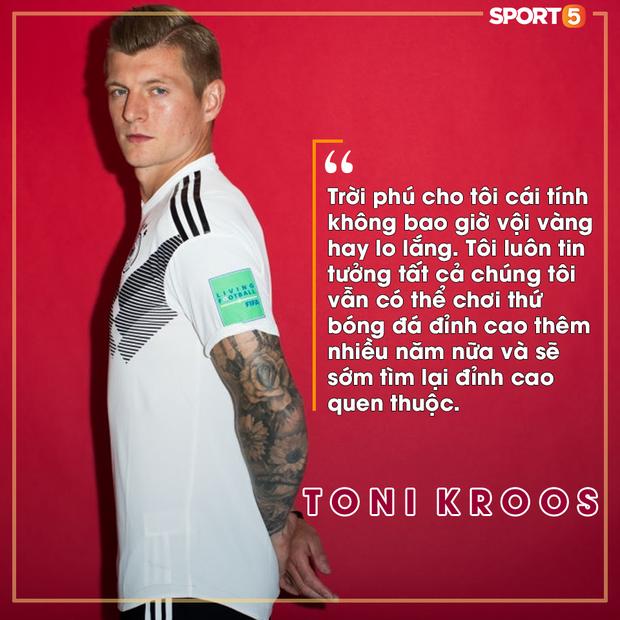 Toni Kroos: Tinh hoa đàn ông Đức và nghệ thuật của sự từ tốn - Ảnh 2.