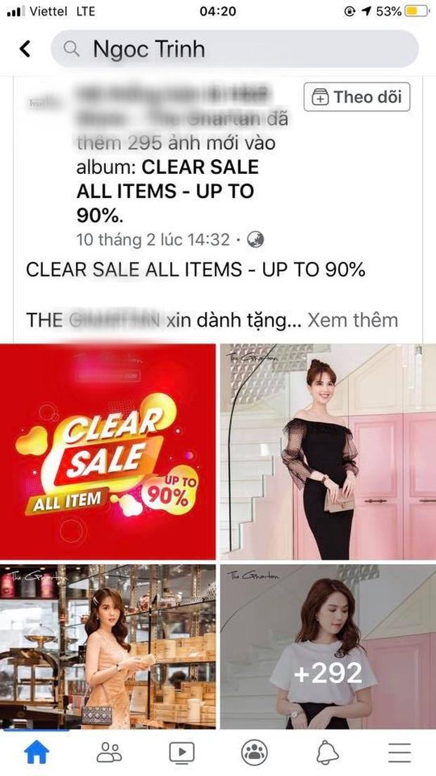 """Shop online được Ngọc Trinh tag trên story bị tố bán túi fake, khách khiếu nại thì rep """"xin thông cảm"""" - Ảnh 3."""