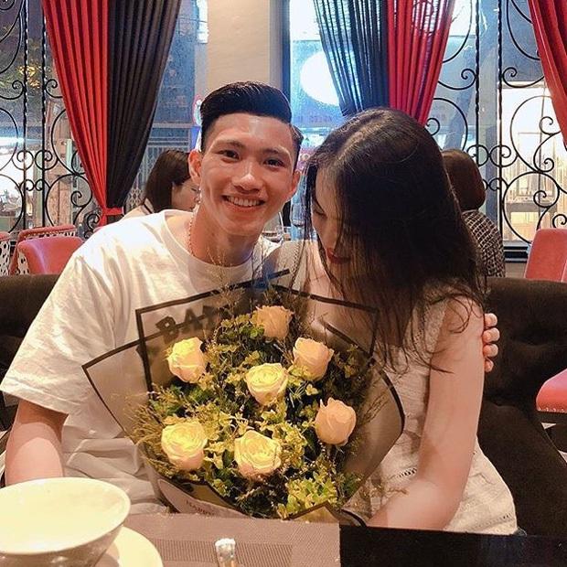 5 chuyện tình toang rồi lại hợp của cầu thủ: Sau tất cả, Quang Hải trở về bên Nhật Lê, Xuân Trường và bạn gái yêu lại từ đầu - Ảnh 5.