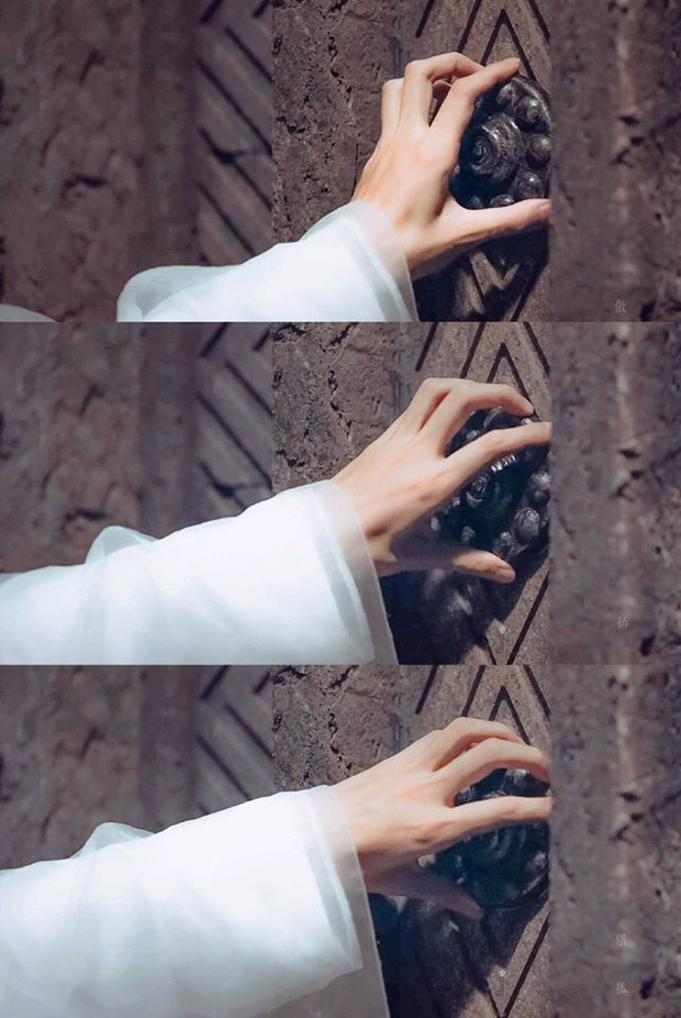 Địch Lệ Nhiệt Ba khiến khán giả Chẩm Thượng Thư phát hờn vì được bàn tay đẹp như tranh của Đế Quân cưng nựng - Ảnh 3.