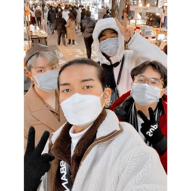 BB Trần trở về từ Hàn Quốc: Đã được kiểm tra sức khoẻ, huỷ hết show tự cách ly 14 ngày - Ảnh 3.