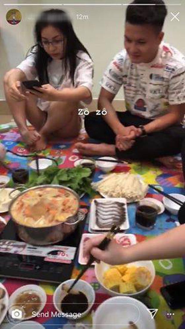 Giữa nghi vấn tái hợp, Quang Hải chứng minh tình cảm với Nhật Lê như lúc mới yêu - Ảnh 4.