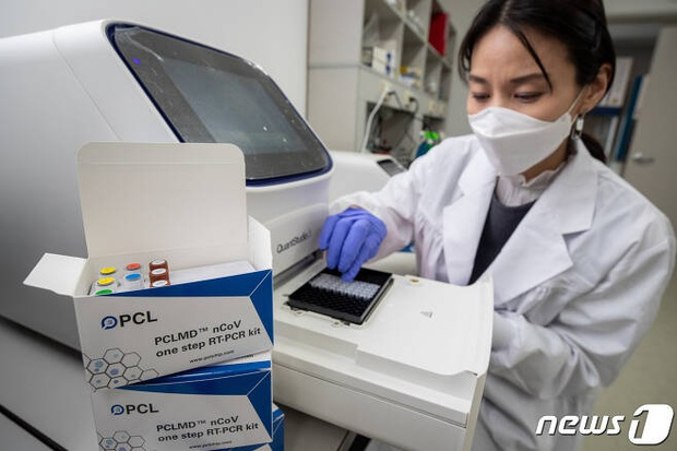 Hàn Quốc xem xét đưa vào sử dụng bộ dụng cụ xét nghiệm virus corona tại nhà cho kết quả chỉ sau 10 phút - Ảnh 2.