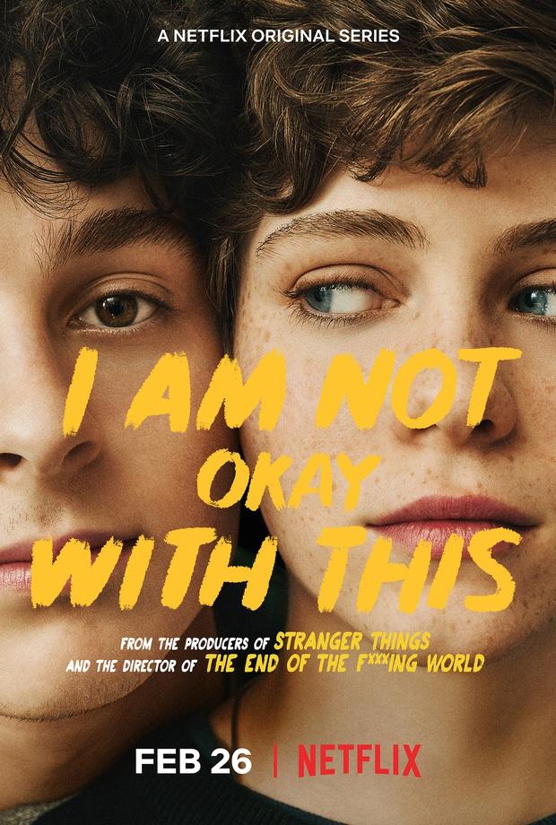 Review I AM NOT OKAY WITH THIS: Món trộn drama tuổi teen với phim siêu anh hùng, thành dễ ăn, ngọt vị - Ảnh 1.