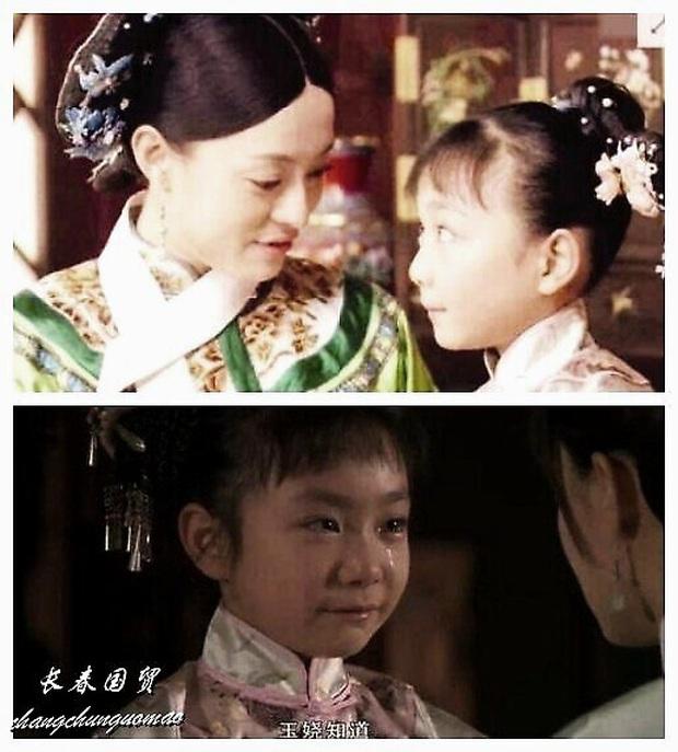 Cô em gái 19 tuổi cùng cha khác mẹ của Tôn Lệ gây bão Weibo: Xinh đẹp chẳng kém chị, mặt mộc quá xuất sắc - Ảnh 6.