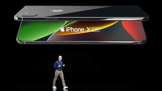 iPhone màn hình gập của Apple có thể sẽ ra mắt trong vòng 1 năm tiếp theo - Ảnh 1.
