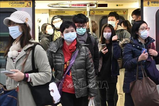 Đài Loan (Trung Quốc) nâng cảnh báo dịch lên mức cao nhất - Ảnh 1.