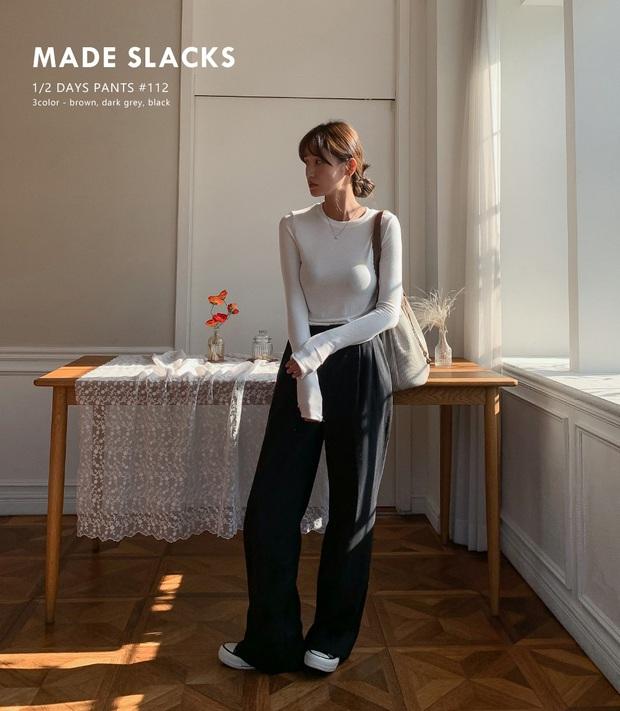 Phát chán khi diện mãi quần jeans, đây là 4 mẫu quần vừa thoải mái vừa hack dáng các nàng nên tích cực mặc - Ảnh 2.