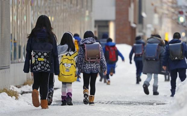 Hokkaido trở thành ổ dịch lớn nhất Nhật Bản, TT Abe đề nghị đóng cửa trường học - Ảnh 2.