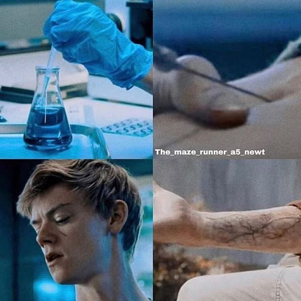 Loạt phim bom tấn được cài cắm trong MV của BTS: Fan hét khản cổ vì thuyết âm mưu Maze Runner, Bird Box của Netflix cũng bị gọi hồn - Ảnh 7.