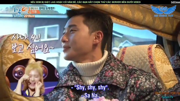 Trùm quán nhậu Park Seo Joon cũng từng dính thính cực nặng của Sana (TWICE) - Ảnh 3.