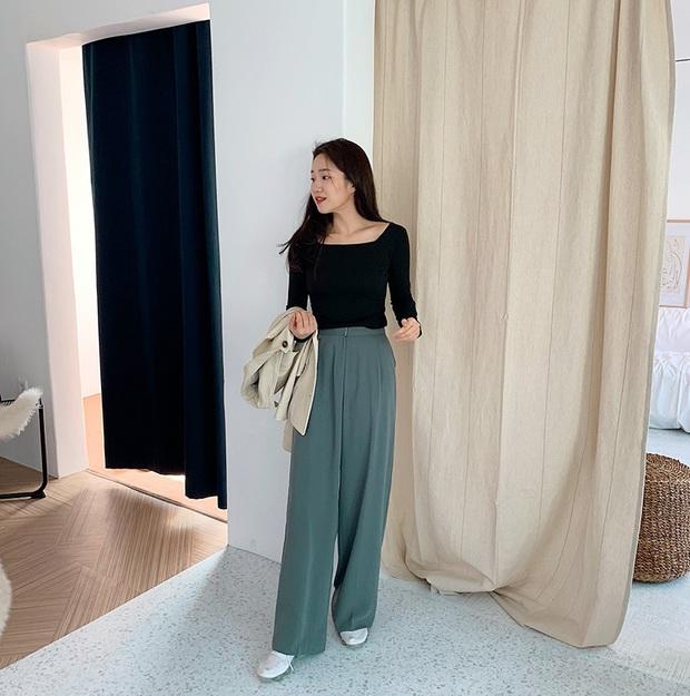 Phát chán khi diện mãi quần jeans, đây là 4 mẫu quần vừa thoải mái vừa hack dáng các nàng nên tích cực mặc - Ảnh 3.