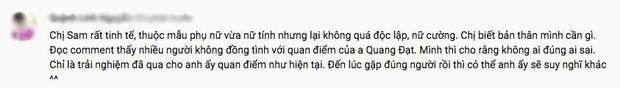 Dân mạng choáng với quan điểm tình yêu của cơ trưởng Quang Đạt: Một người có thể cùng lúc dành tình cảm cho nhiều người - Ảnh 12.