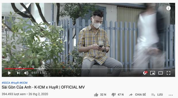 Chuyện gì thế này: Trùm view K-ICM kết hợp với hiện tượng trending lại cho ra MV xịt ngóm chỉ đạt... 400k view sau gần 1 ngày ra mắt! - Ảnh 3.